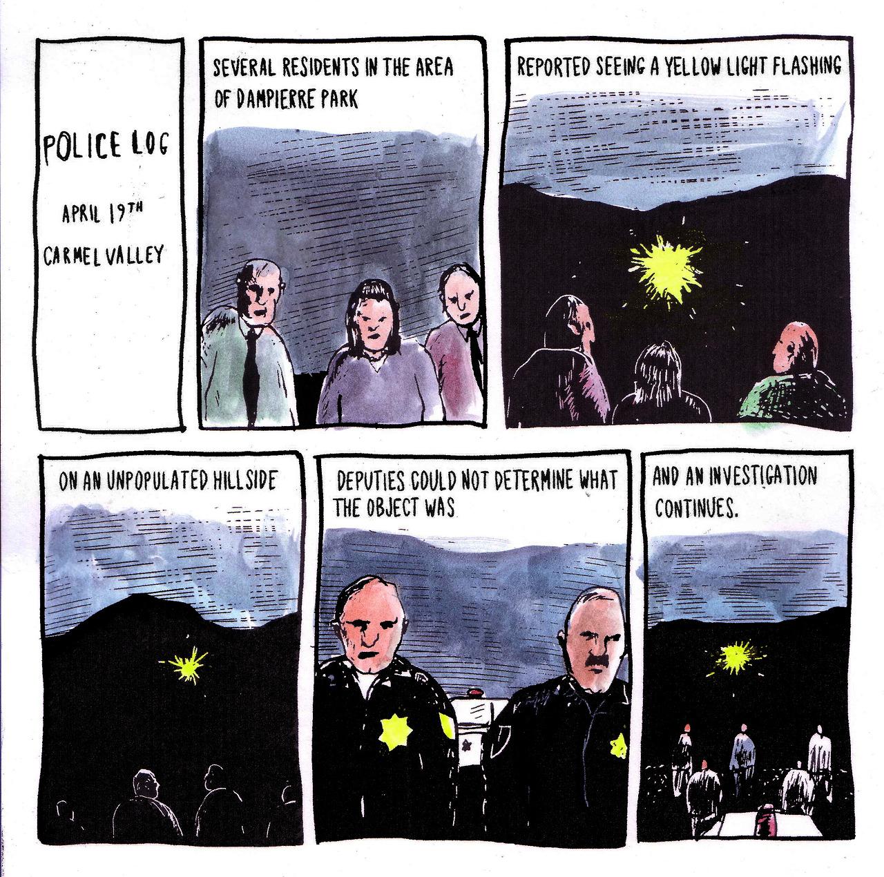 policelogcomic